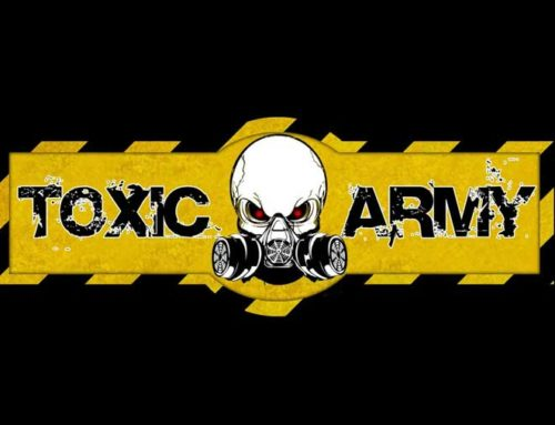 V65 / TOXIC ARMY – Mechanical Prototype
