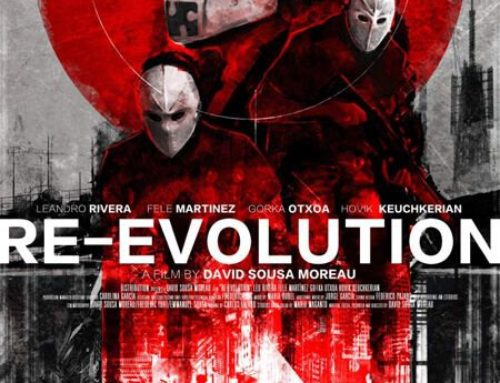 REEVOLUTION in theaters